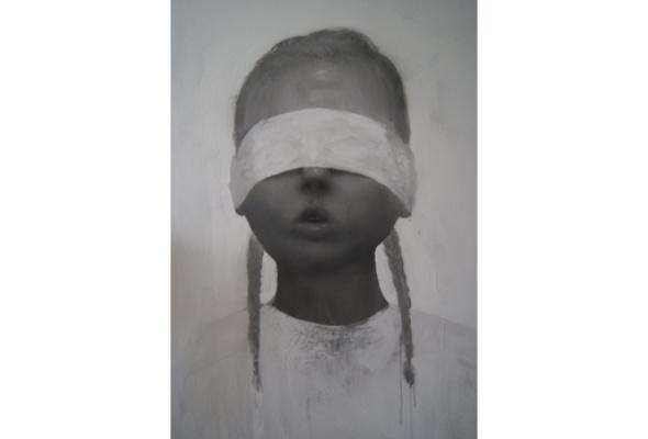 """Алексей Громов """"Blindfolded. С завязанными глазами"""" - Фото №1"""