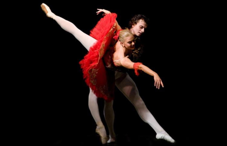 Гала-вечер с балетным дивертисментом