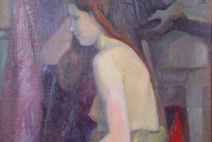 Маяковский — художник