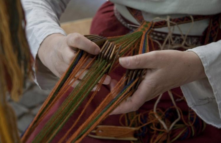 Фестиваль ремесленных и кулинарных традиций Литвы