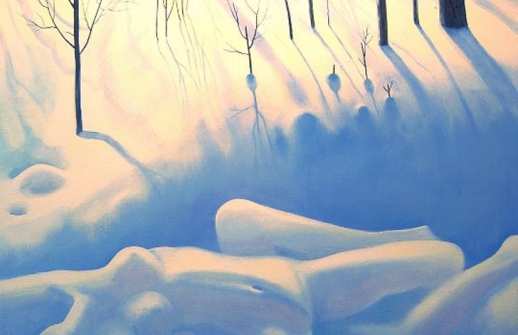 Разговор о метареализме в живописи