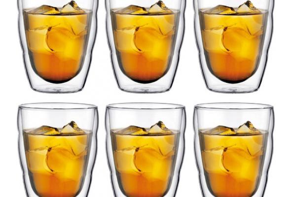 Дизайнерские бокалы Bodum Pilatus - Фото №1