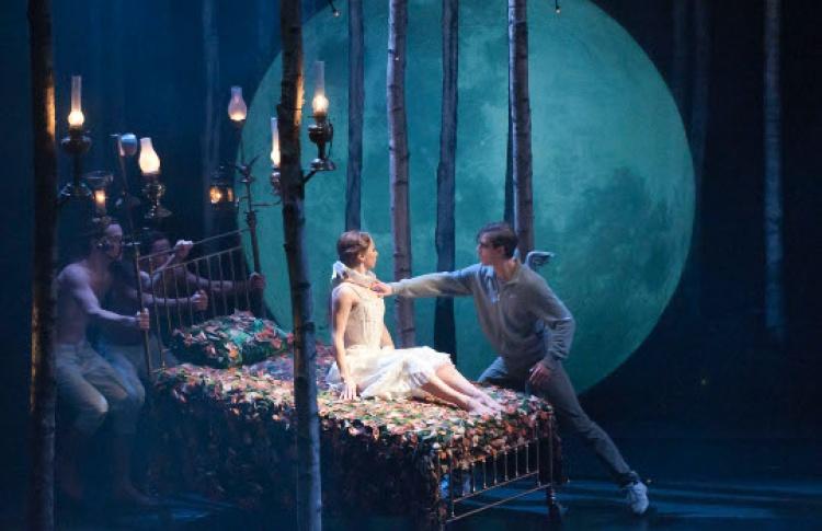 10лучших балетов для разводящихся