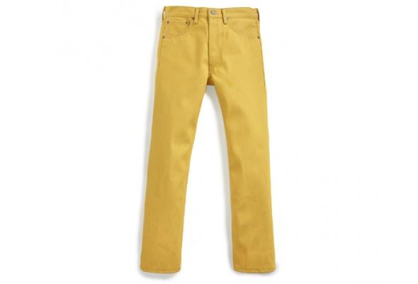 Где искать цветные джинсы для мужчин - Фото №1