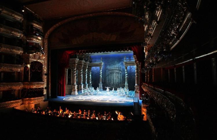 XII Международный конкурс артистов балета и хореографов
