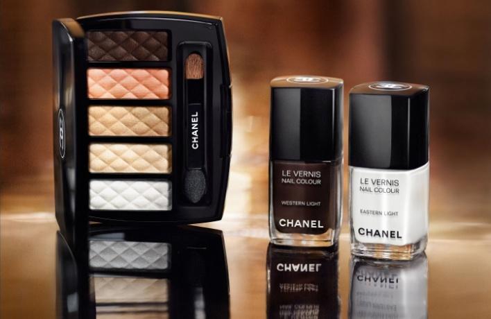 Лимитированная коллекция макияжа Chanel Hong Kong