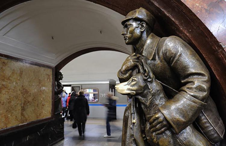 20самых запоминающихся станций московского метро Фото №390303
