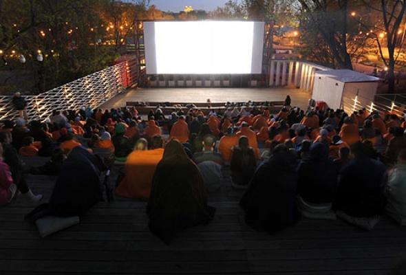 Главные летние кинотеатры Москвы - Фото №2