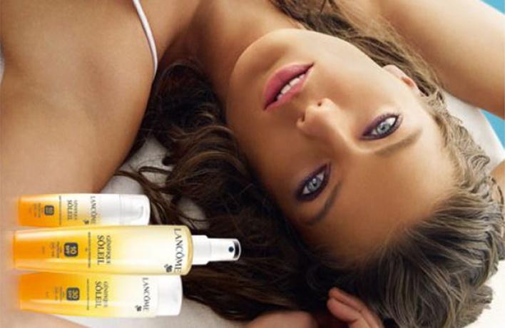Уроки летнего макияжа отLancome