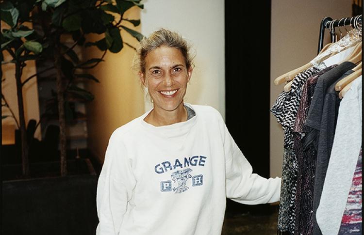 H&Mобъявил обосенней коллаборации сИзабель Маран