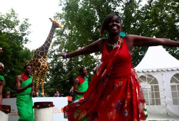 Фестиваль мировой еды и путешествий «Вокруг света» - Фото №4