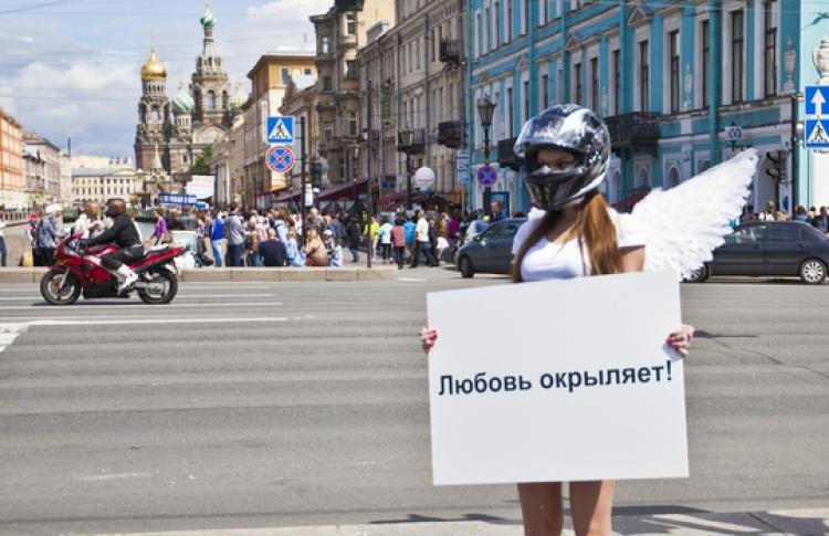 """Кастинг проекта """"CFМОТО Angels"""""""