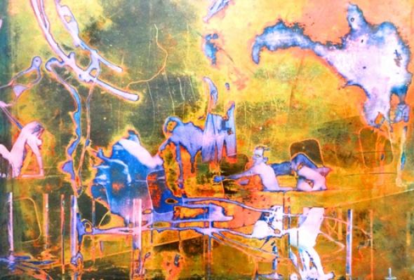 Летняя выставка работ художников галереи - Фото №2