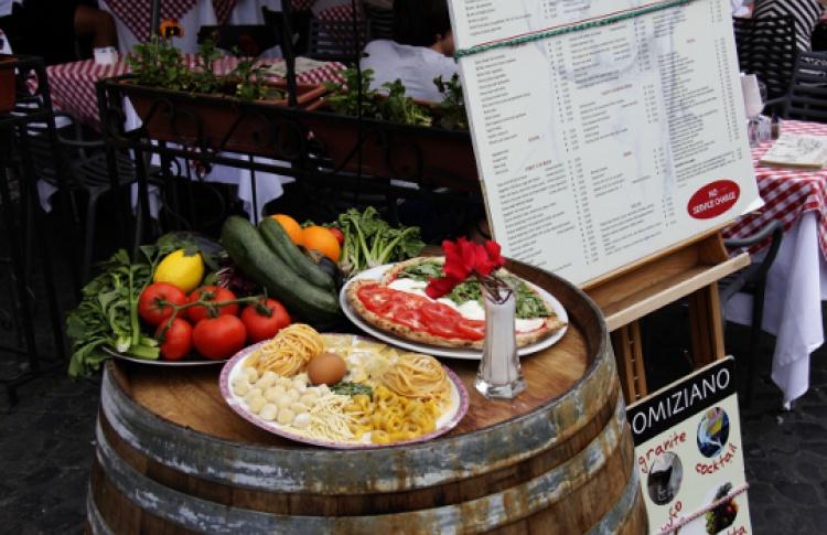 Вкус Италии и Франции