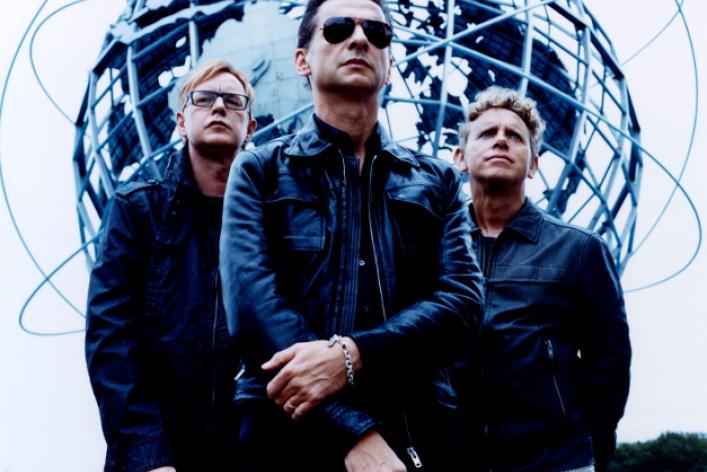 Концерт недели: Depeche Mode