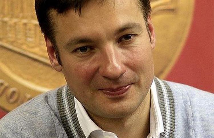 Творческая встреча с Павлом Санаевым