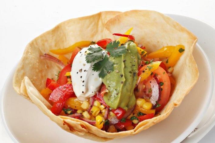Латиноамериканские блюда