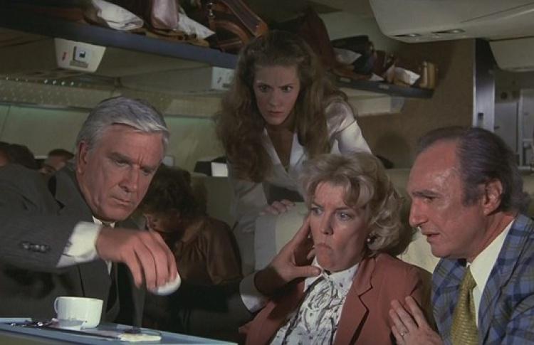 """""""Кинопробы. Это безумный безумный, безумный мир"""": """"Аэроплан!"""""""