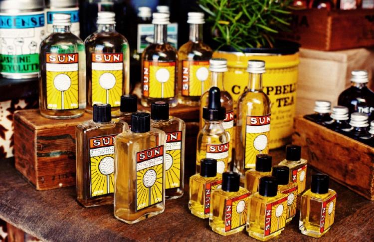 Обновления парфюмерной линейки Lush