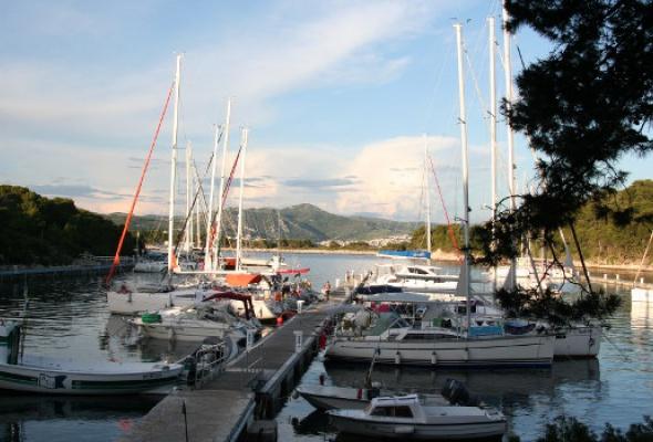 Хорватия. Неделя наяхте вАдриатике - Фото №6