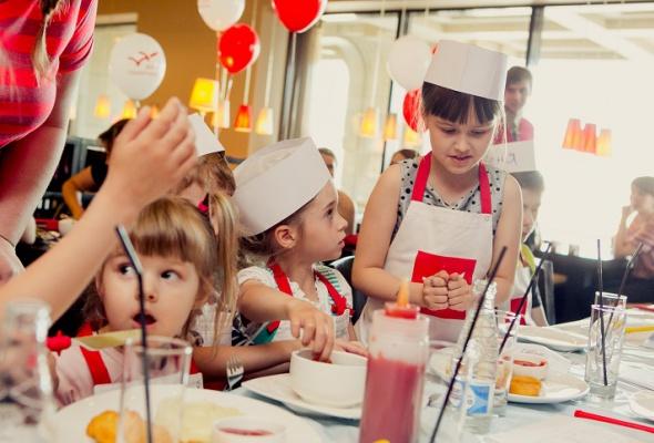 Детское меню в«Двух палочках» - Фото №1