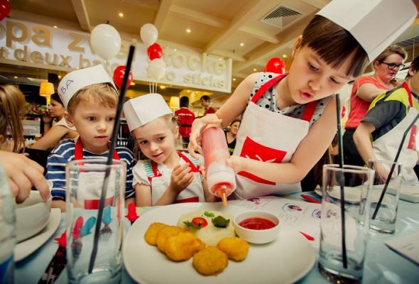 Детское меню в«Двух палочках» - Фото №2
