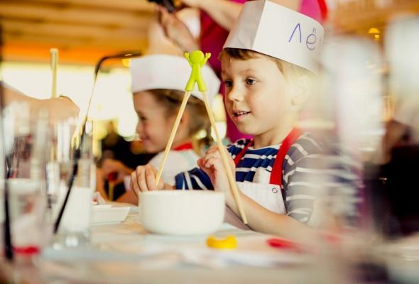 Детское меню в«Двух палочках» - Фото №4