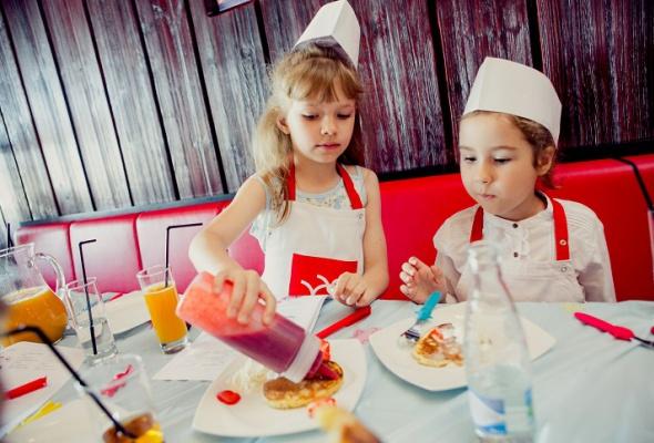 Детское меню в«Двух палочках» - Фото №6