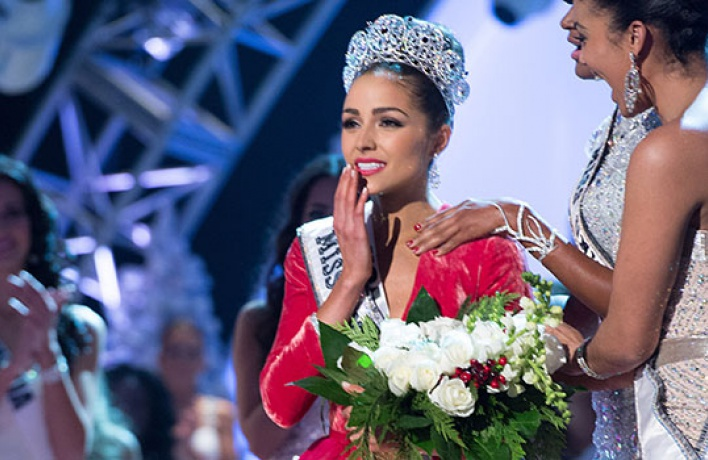 Конкурс «Мисс Вселенная-2013» пройдет вМоскве