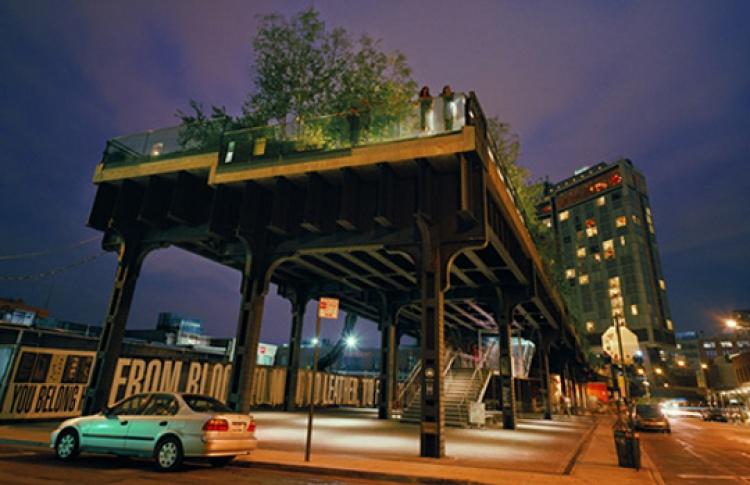 Чарльз Ренфро: новая жизнь зданий