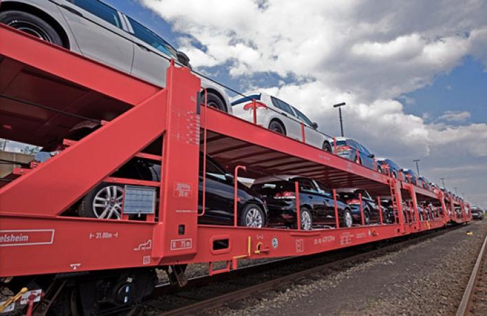 Пассажиры поезда Москва — Петербург смогут перевезти автомобиль
