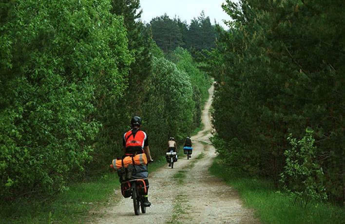 Велосипедизация отпуска