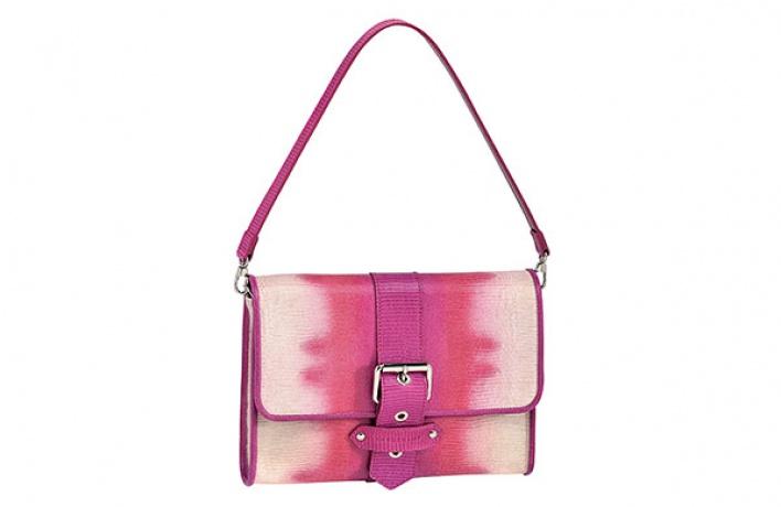 Кейт Мосс разработала дизайн сумок для Longchamp