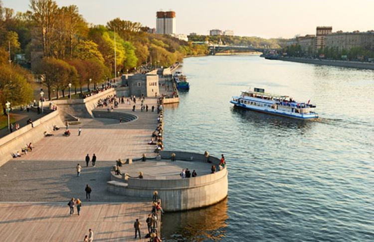 Москву-реку очистят спомощью новых технологий