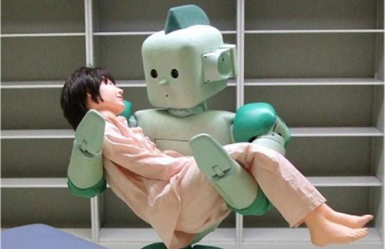 Будущее с роботами