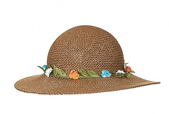 Где найти cоломенные шляпки - Фото №0