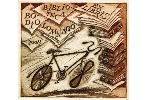 Экслибрисы из коллекции Библиотеки книжной графики - Фото №3