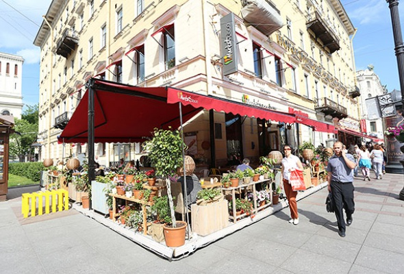 Терраса Marketplace - Фото №0