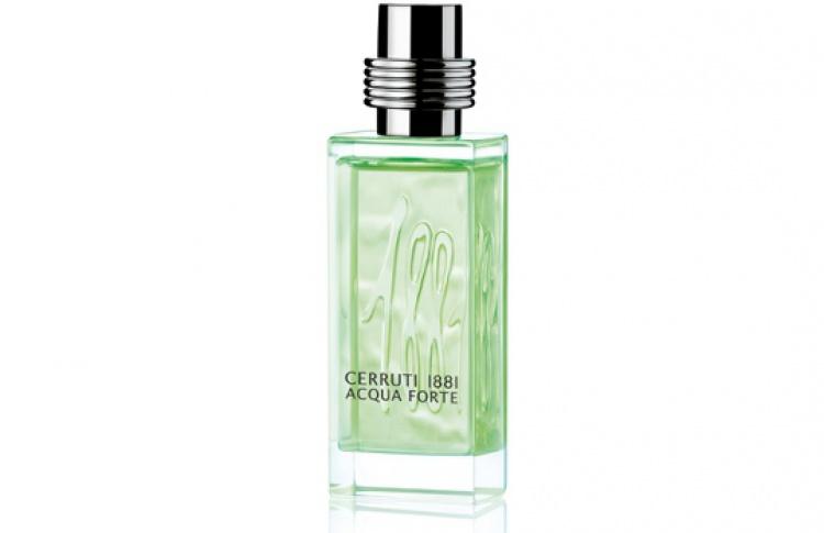 Новый аромат Cerruti 1881 Acqua Forte