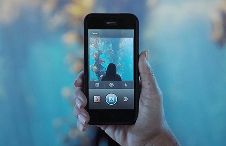 Новая функция Instagram позволяет снимать видеоролики