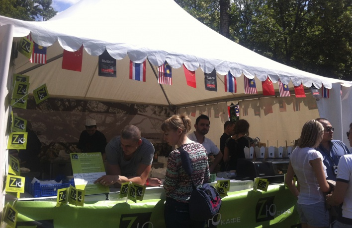 Time Out Москва выбрал лучшие рестораны на«Фестивале мировой еды ипутешествий Вокруг Света»
