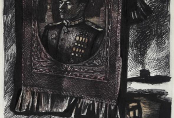 Оскар Рабин «Графика» - Фото №3