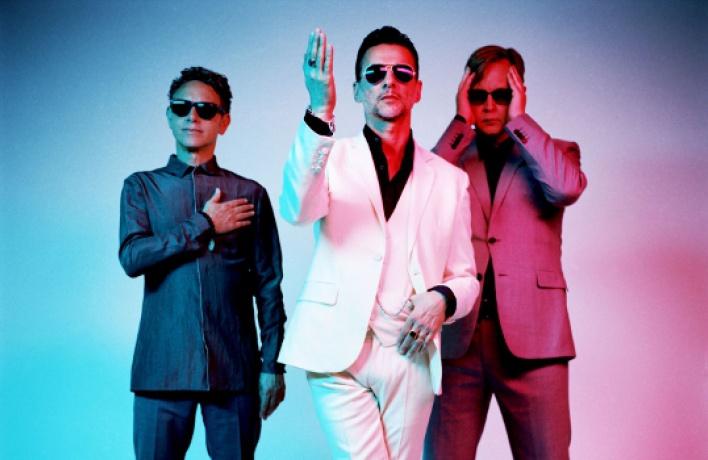 Группа Depeche Mode вернется вМоскву весной 2014-го