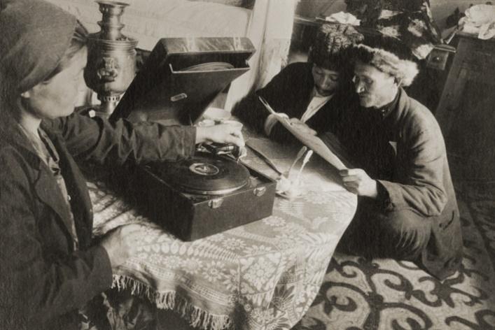 Елеазар Лангман. Концентрация кадра. 1920-е — 1940-е годы
