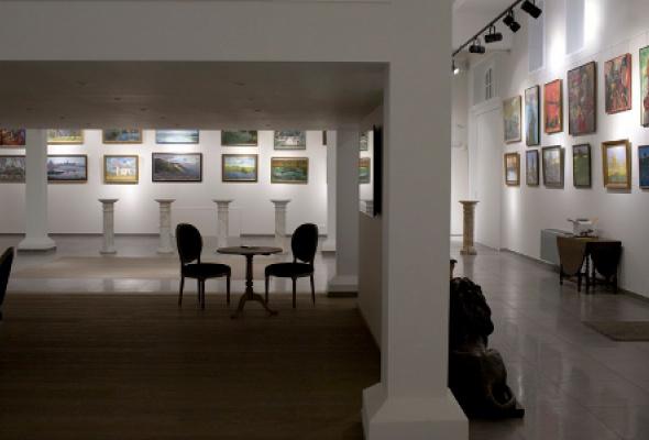 D.E.V.E. Gallery Brugge-Moscow - Фото №0