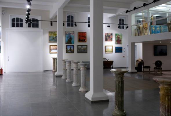 D.E.V.E. Gallery Brugge-Moscow - Фото №1