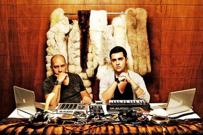 Olmeca Rise&Shine: Dan Ghenacia, Fur Coat