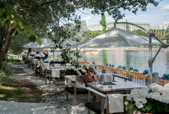 30новых ипроверенных веранд Москвы - Фото №2