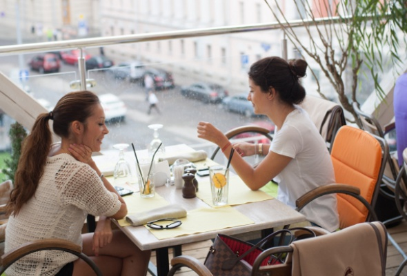 30новых ипроверенных веранд Москвы - Фото №5