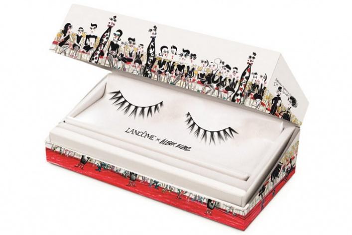 Коллекция Lancôme Hypnose Show byAlber Elbaz